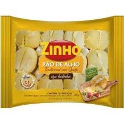 PAO ZINHO DE ALHO BOLINHA 300G TRAD