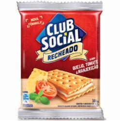 BISCOITO CLUB SOCIAL RECHEADO 106G QJO/TOM/MAC