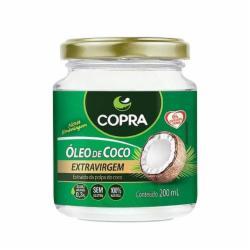 OLEO DE COCO COPRA 200ML EXTRA VIRGEM