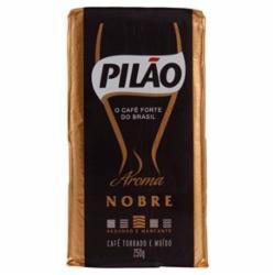 CAFE VACUO PILAO 250G NOBRE