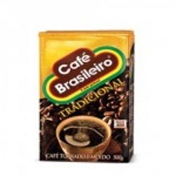 CAFE VACUO BRASILEIRO 500G TRAD.