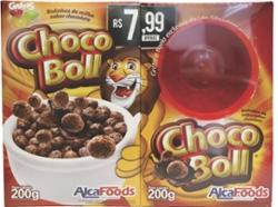 KIT ALCAFOODS CHOCOBOL+CHOCOB 400G GTS 1TIGELKIT
