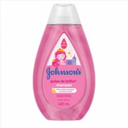 SHAMPOO JOHNSONS BABY 400ML GOTA DE BRILHO