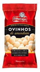 AMENDOIM ELMA CHIPS 80g OVINHO