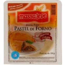 MASSA MASSALEVE P/PASTEL 300G FORNO