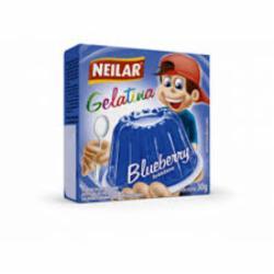 GELAT. NEILAR PO 30G BLUEBERRY CAR