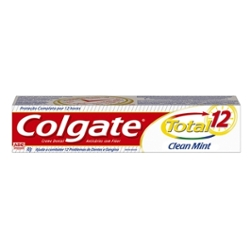 CREME DENTAL COLGATE TOTAL 12 90G MINT UN