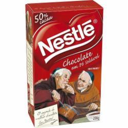 CHOCOLATE NESTLE EM PO 200g SOLUVEL