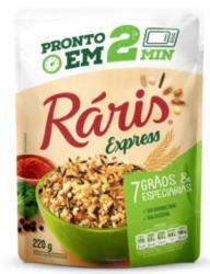 ARROZ INTEGRAL RARIS 220G EXPRESS 7 GRAOS