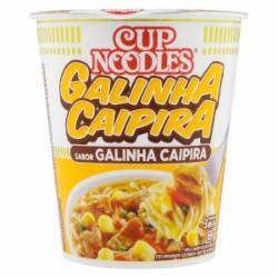 MAC. CUP NOODLES 69G GALINHA CAIPIRA