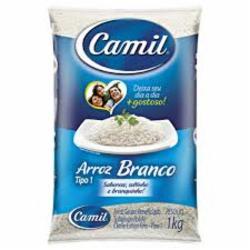 ARROZ TIPO 1 CAMIL 1KG