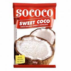 COCO SOCOCO RALADO SWEET 100G UMIDO ADOCPC
