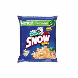 CEREAL MATINAL SNOW FLAKES 30g