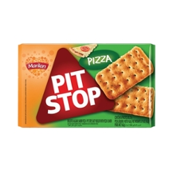 BISCOITO PIT STOP 162G PIZZA