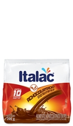 ACHOC. ITALAC EM PO 200G UN