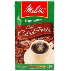 CAFE VACUO MELITTA 250G EXTRA FORTE