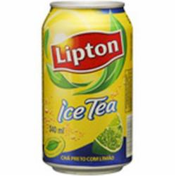 CHA LIPTON ICE TEA 340ML LIMAO
