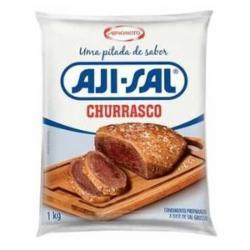 SAL GROSSO P/CHURRASCO AJI-SAL 1KG