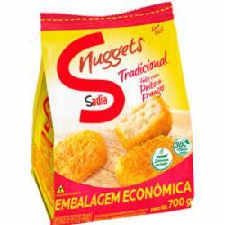 EMPANADO SADIA NUGGETS 700G FRANGO UN
