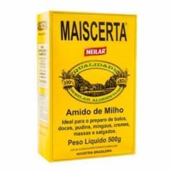 AMIDO MILHO MAIS CERTA TRADICIONAL 500g