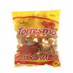 TORRESMO SABOR DE MINAS 100g FRITO