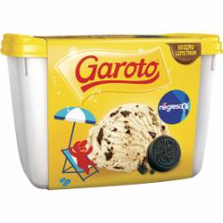 SORVETE GAROTO 1,5lt NEGRESCO