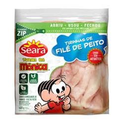 PEITO SEARA TURMA MONICA 600g TIRAS