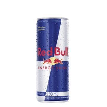 ENERGETICO RED BULL 250ML ENERGY DRINK
