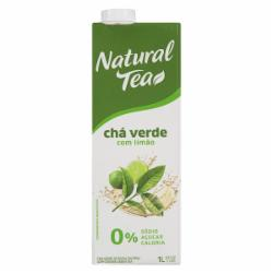 CHA NATURAL TEA VERDE 1LT LIMAO