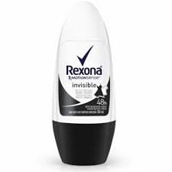 DES. REXONA ROLLON 50ML MASC. INVISIBLE