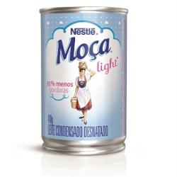 LEITE CONDENSADO MOCA 410G LIGHT LT