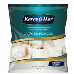 PEIXE CONG KARAMS 500g CACAO CUBOS