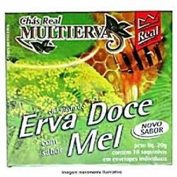 CHA MULTIERVAS C/10 SAQ. ERVA DC/MEUN