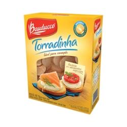 TORRADINHA BAUDUCCO 110G LEV.SALGADA  CANAPE