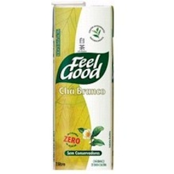 CHA BRANCO FEEL GOOD 1l