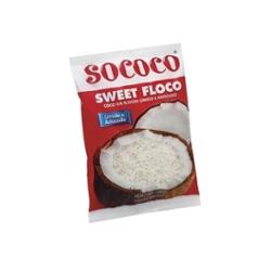 COCO SOCOCO FLOCO SWEET 100G QUEIMADO PC
