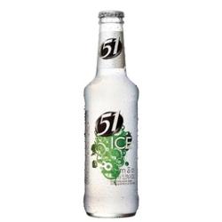 CANINHA 51 ICE. 275ML LIMAO