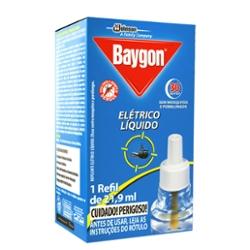 INSETICIDA ELETR.LIQ.BAYGON 21,9ML 30NOITES