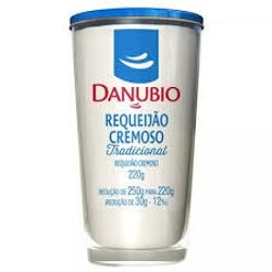 REQUEIJAO DANUBIO CREMOSO 220G TRAD UN