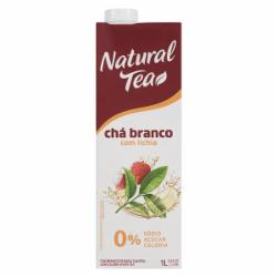CHA NATURAL TEA BRANCO 1LT