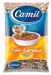 FEIJAO CARIOCA CAMIL 1 KG