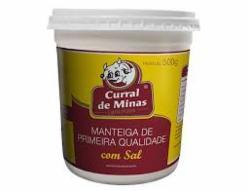 MANTEIGA CURRAL MINAS 500G C/S