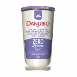 REQUEIJAO DANUBIO CREMOSO 220G ZERO UN