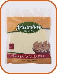 MASSA ARICANDUVA P/PASTEL 500G