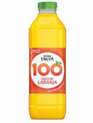 SUCO PURA FRUTA 100 LARANJA 900ML
