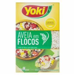AVEIA YOKI 170G FLOCOS UN
