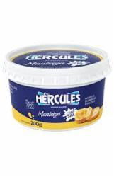 MANTEIGA HERCOLES 200g C/SAL