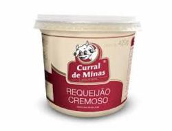 REQUEIJAO CURRAL MINAS CREMOSO 420G TRAD