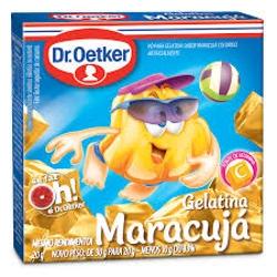 GELATINA DR OETKER 20G MARACUJA