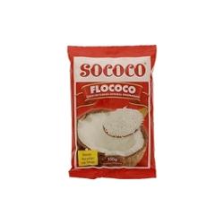 COCO SOCOCO FLOCOS 100G DESIDRATADO